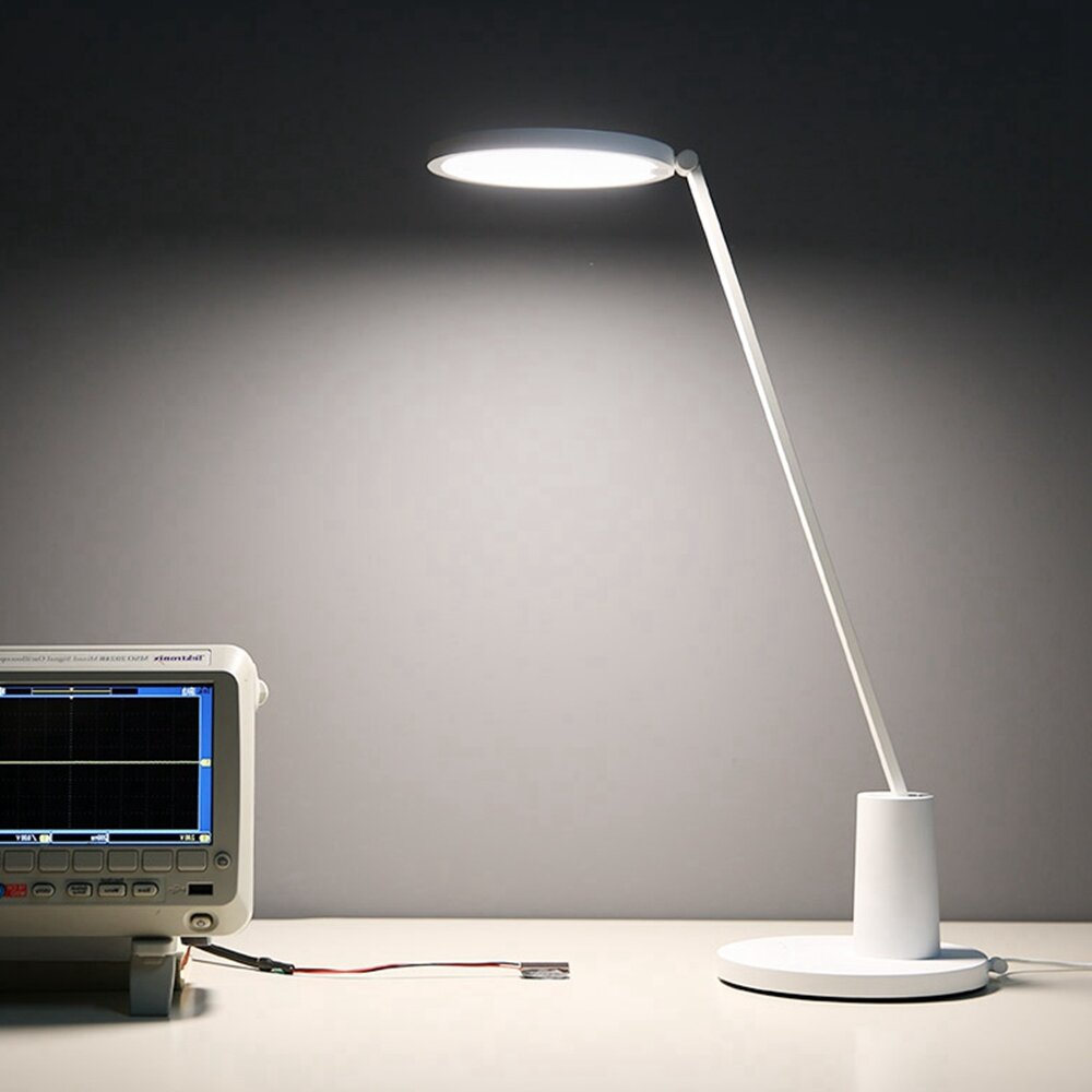 Yeelight Prime 14W LED Smart Eye Protection Table Lamp Dimming APP Control AC100-240V (Xiaomi Ecosystem Product)