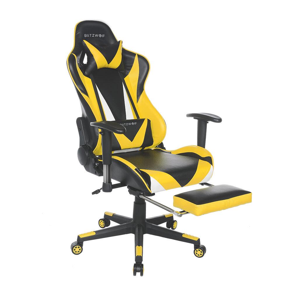 Fotel biurowy gamingowy BlitzWolf BW-GC2 z EU za $109.99 / ~419zł