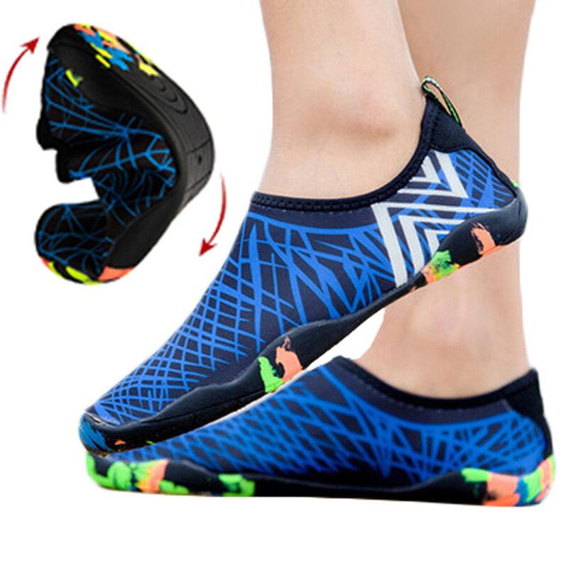 Unisex anti-slip beach shoes swimming