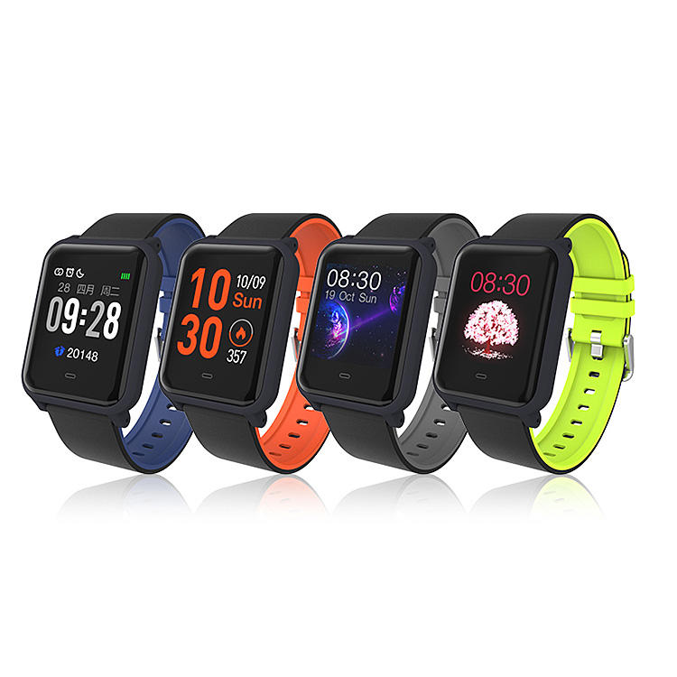 XANES® H706 1.33'' OLED Screen IP67 Waterproof Smart Watch 8 Sports Modes Pedometer Heart Rate Monitor Fitness Bracelet