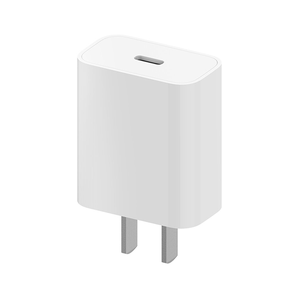 Xiaomi 18W AD181 Type C Fast Charging USB Charger For iPhone XS 11Pro Huawei P30 Pro P40 Mate 30 5G Xiaomi Mi10 Redmi K3