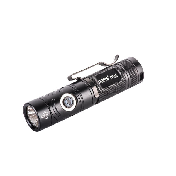 ROFIS TR15 Xp-l Hi V3 700LM 14500 EDC LED Flashlight