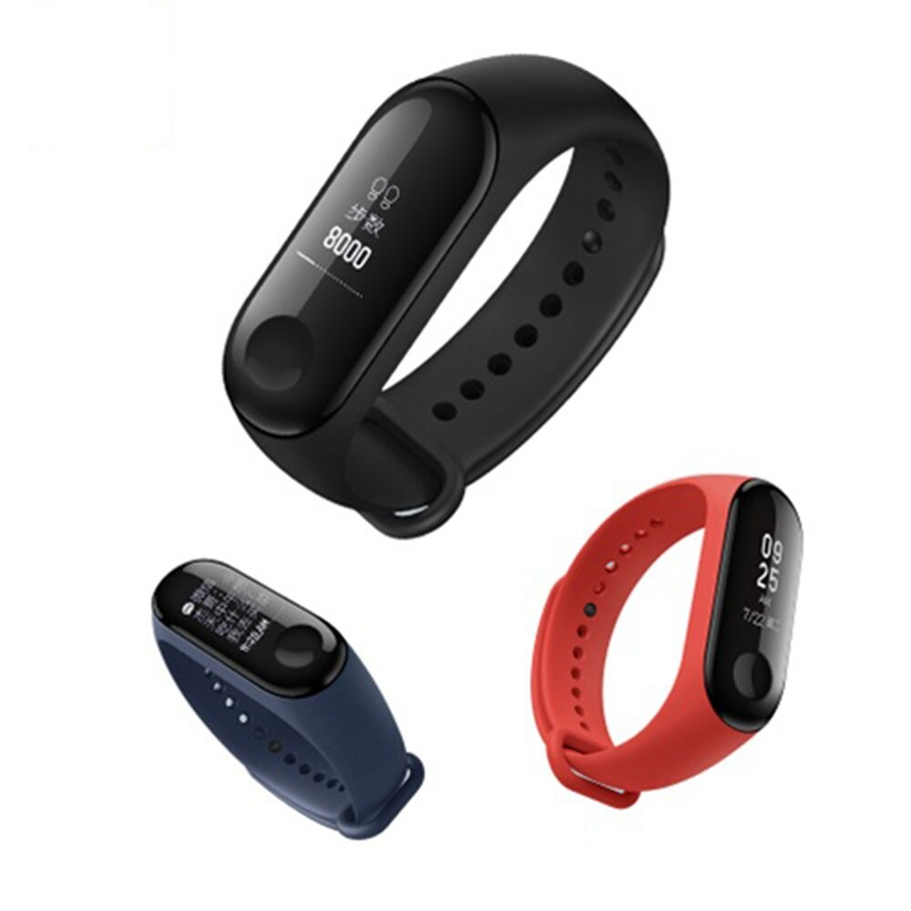 64% off Xiaomi Mi band 3 Smart Watch Banggood Coupon Promo Code
