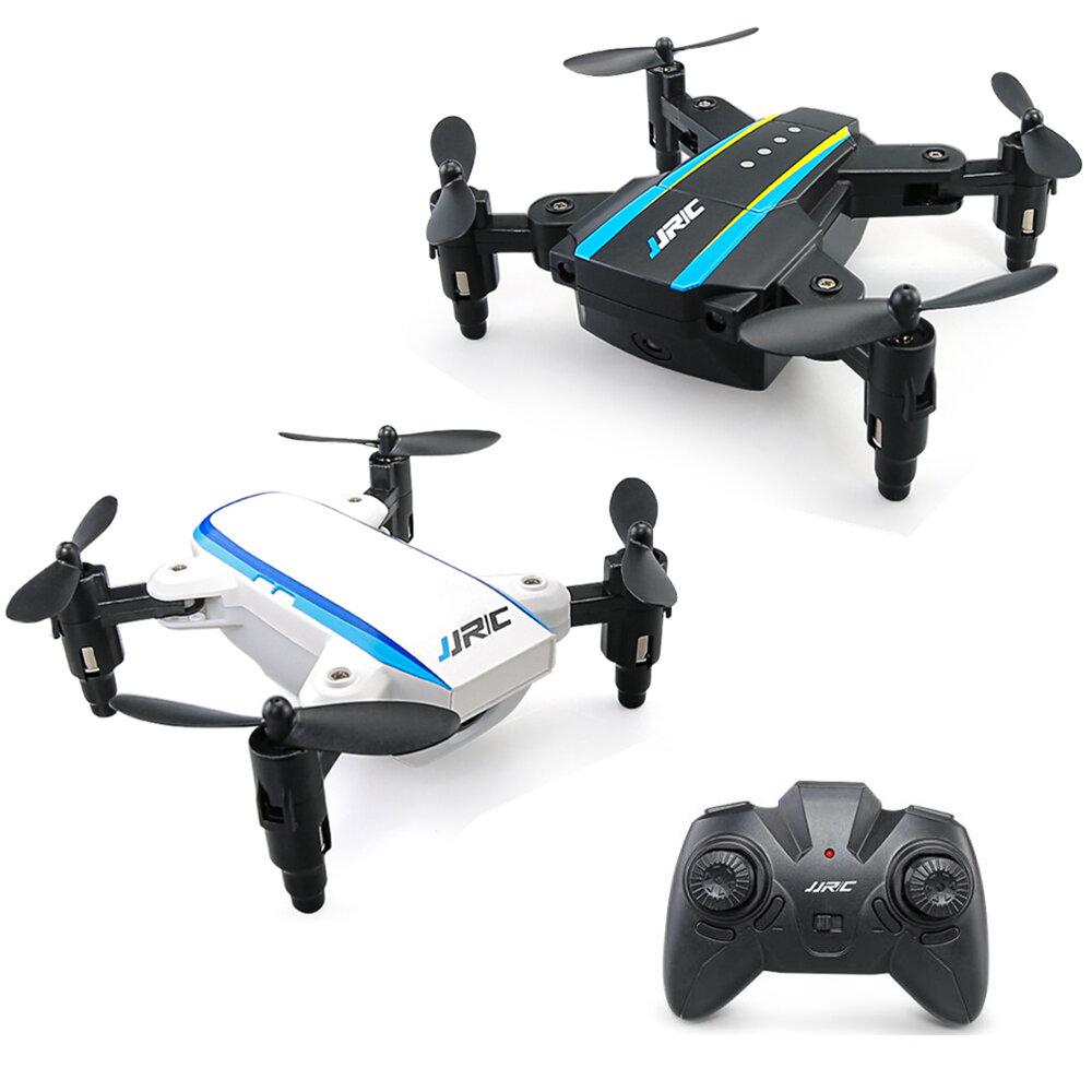 JJRC H345 Mini 2.4G 4CH 6 ejes sin cabeza Brazo plegable doble RC Drone Cuadricóptero RTF