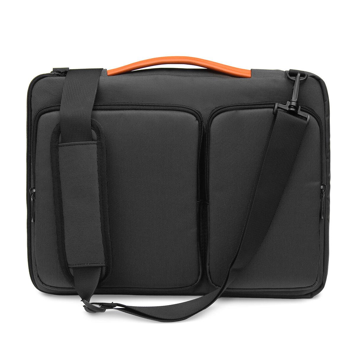 14 tommers laptop bærbar veske veske veske reise veske skulderveske