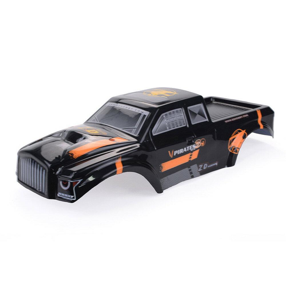 Картинка - ZD Racing MT8 Pirates3 1/8 Бесколлекторный RC Авто Запчасти для кузова