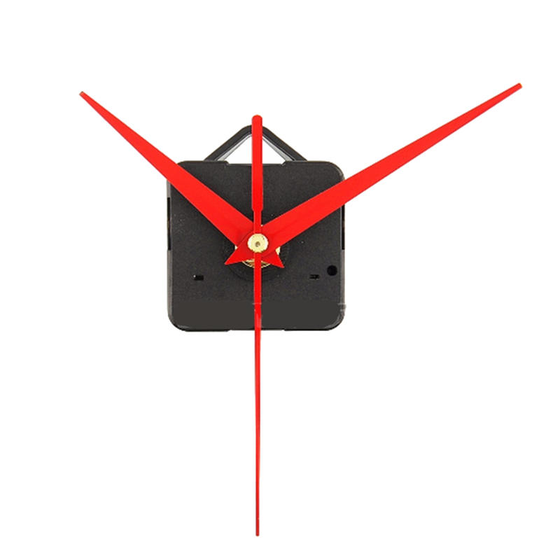 1DIY Red Triangle Hands Quartz Wall Clock Movement Mechanism, Banggood  - buy with discount