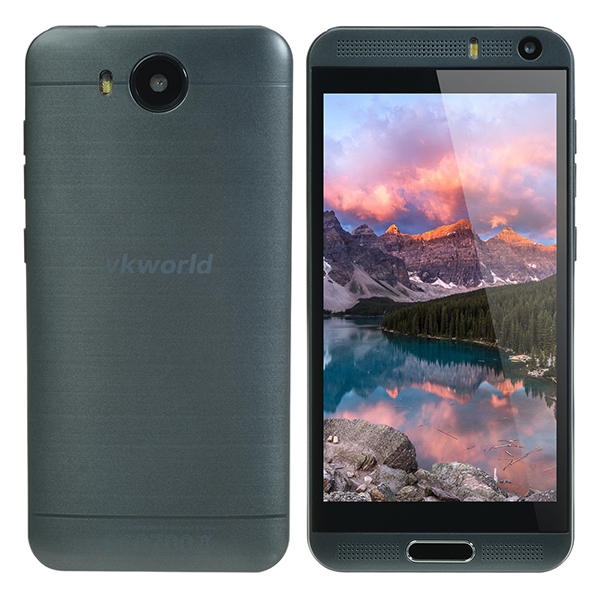 vkworld VK800X 5.0 Inch QHD Display MTK6580 1.3GHz Quad-core Dual SIM Smartphone