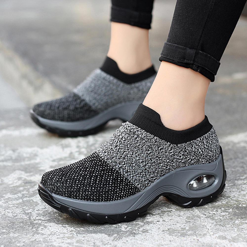 Women casual mesh cushioned shoes Sale