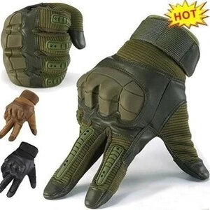 Outdoor Tactical Gloves Taktische Handschuhe Gloves Bicycle Bike Motorcycle Riding Gloves Non-slip Gloves Touch Scre, Banggood  - buy with discount