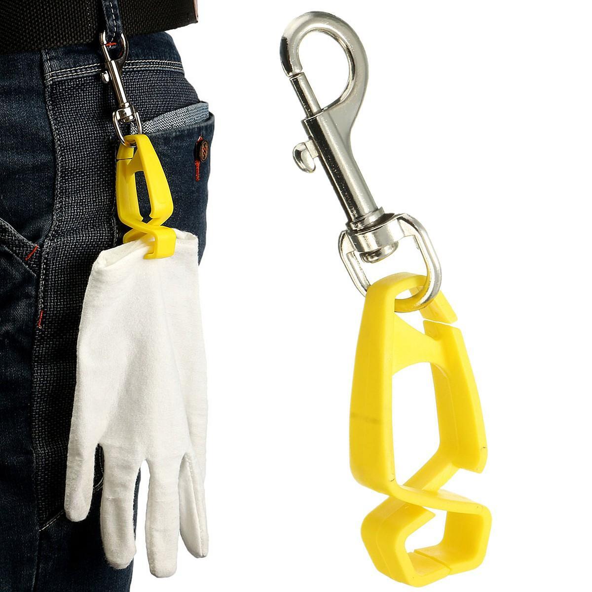 Găng tay bảo vệ an toàn Kẹp giữ Keeper để đính kèm Găng tay Khăn mặt Kính Mũ bảo hiểm