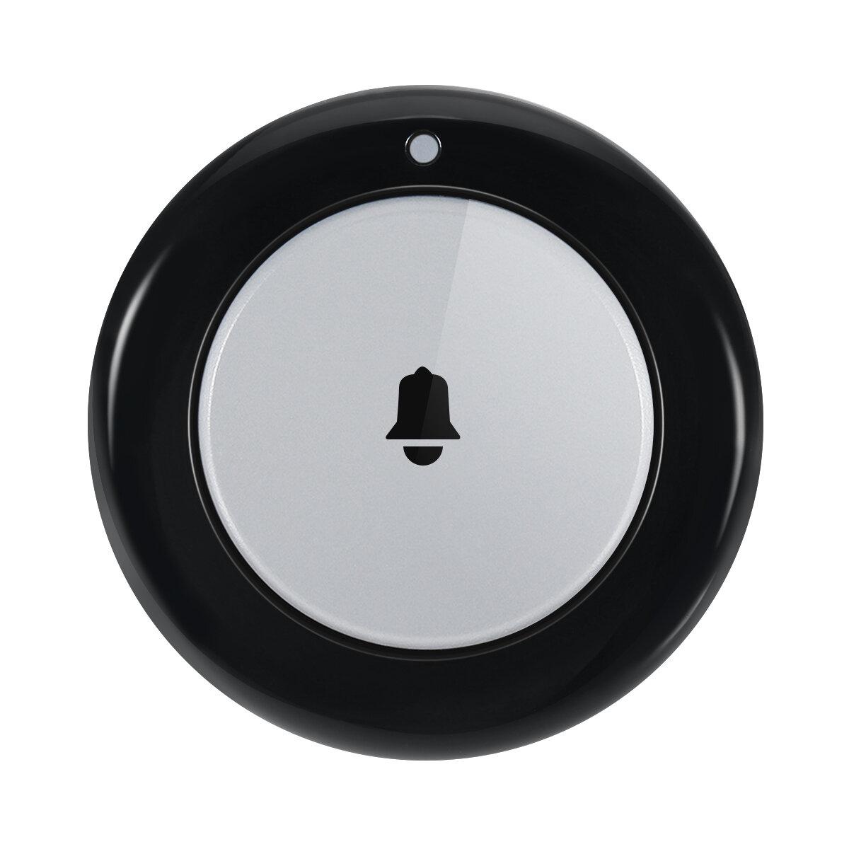 DIGOO DG-HOSA 433MHz Doorbell Button Kompatibel med HOSA MAHA 2G 3G Security Alarm System