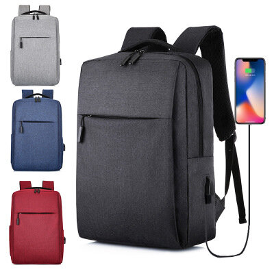 Mi Backpack Classic Business Backpacks 17L Capacity Students Laptop Bag Men Women Bags For 15-inch Laptop - Black