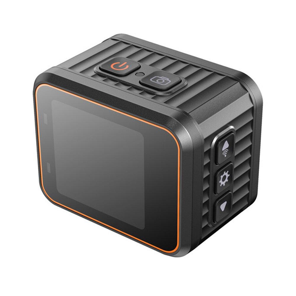 スポーツアクションカメラウルトラHD4K 60fpsWiFi防水IP68ヘルメットビデオ録画カメラ水中ゴースポーツProカメラ