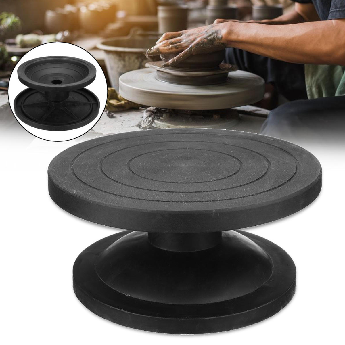 250 300mm Pottery Wheel Turntable For Ceramic Machine Sale