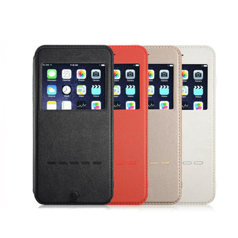 Window View Bracket Case For iPhone 6Plus & 6S Plus