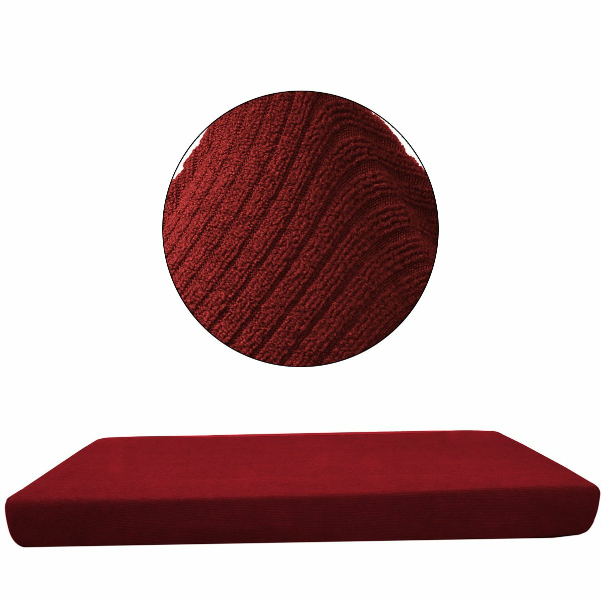 Enjoyable Replacement Sofa Seat Cushion Cover Couch Slip Covers Chair Protector Fabric Stretchy Three Seater Caraccident5 Cool Chair Designs And Ideas Caraccident5Info