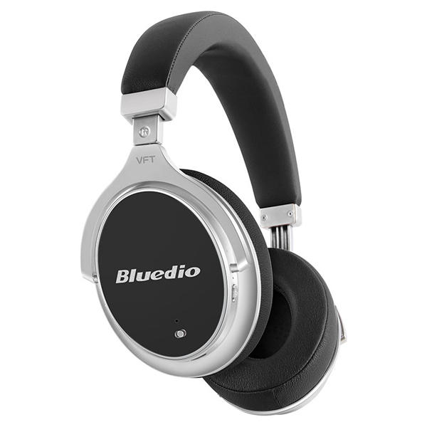 9a9391dae5c Bluedio F2 Over-ear Active Noise Cancelling 57mm Diver Bass bluetooth  Headphone With Mic - Black
