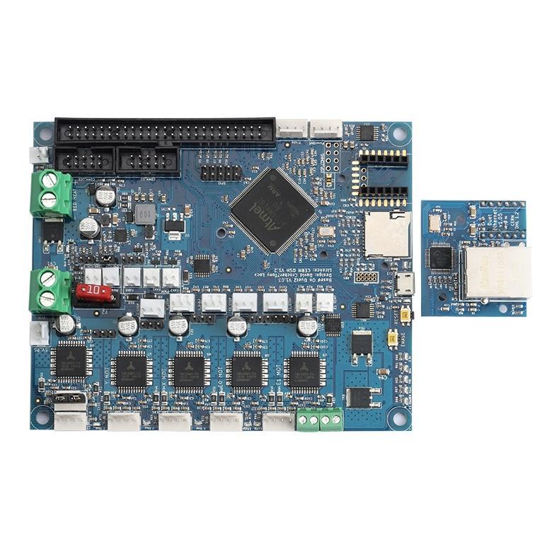 Duet Wifi Upgrade Controller Board DuetWifi Advanced 32bit Mainboard For 3D Printer / CNC Machine