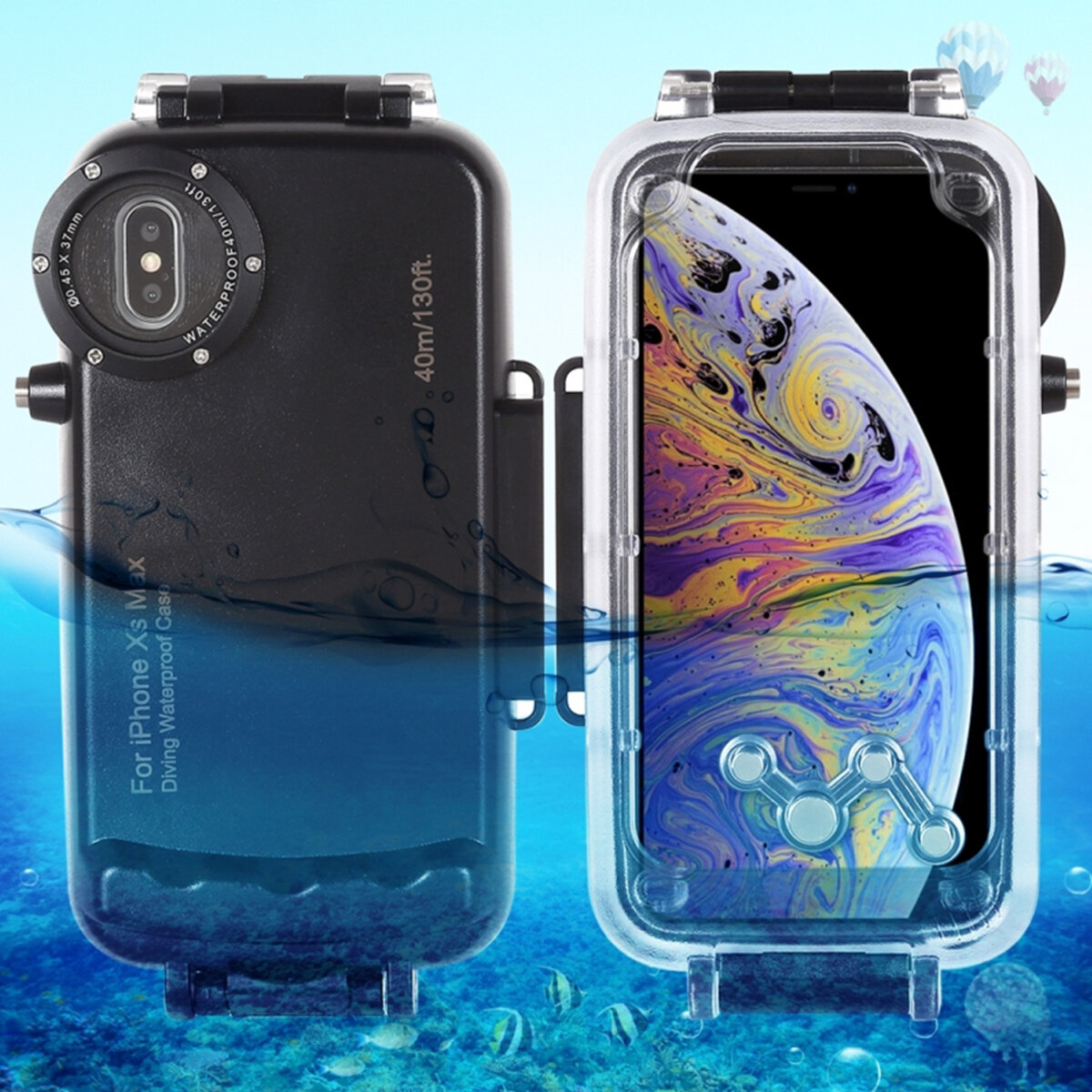 iphone xs max case shockproof