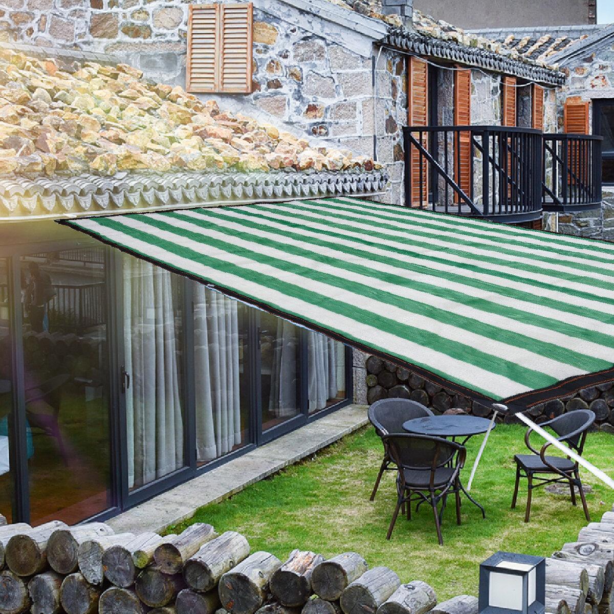 Garden Sunscreen Net Travel Shade UV Resistance Outdoor Plant Greenhouse  ❃