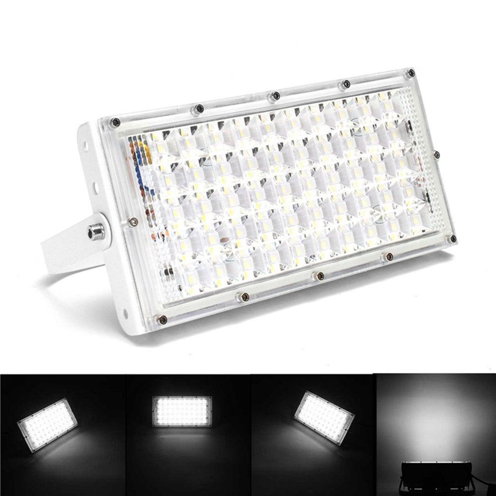 Image result for 50W White Light LED Flood Light