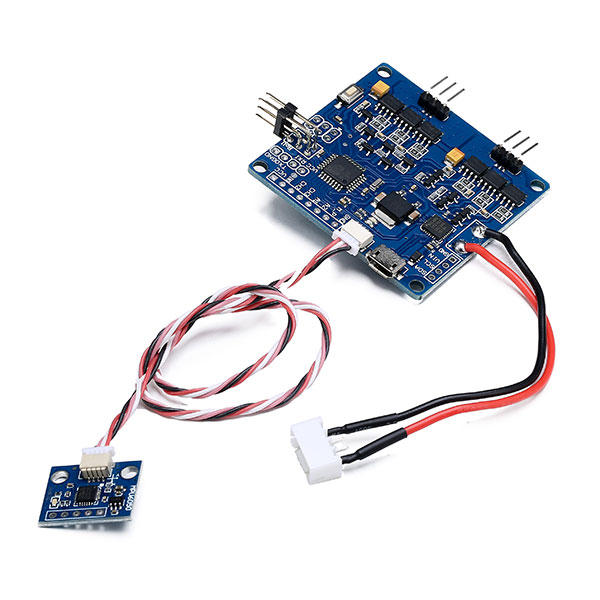 BGC 3 1 2 Axis Brushless Gimbal MOS Controller with Mini GY6050 Sensor For  RC Drone