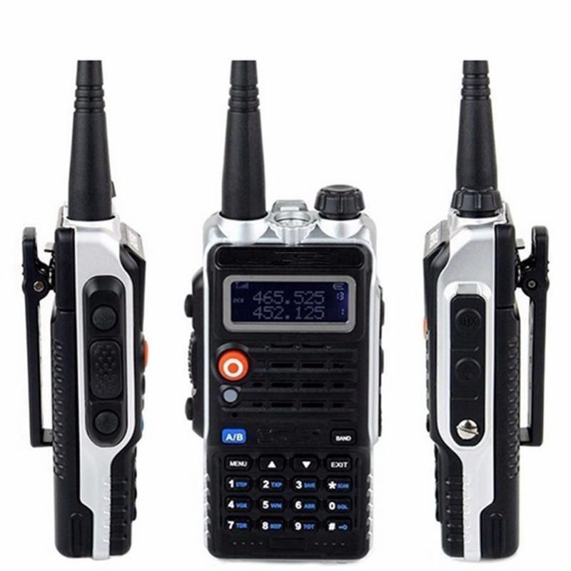 BAOFENG UV82 PLUS VHF/ UHF Dual Band Walkie Talkie Two-way Radio FM Transceiver With Flashlightt