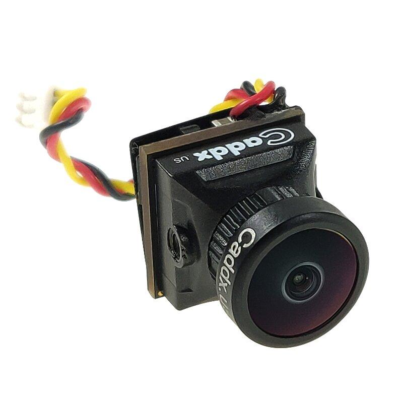 Caddx Turbo EOS2 1200TVL 2.1mm 160 Degree 1/3 CMOS 16:9 Mini FPV Camera NTSC/PAL For RC Drone