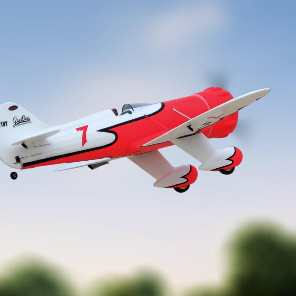 Dynam Gee Bee Y 1270mm Wingspan EPO 3D Aerobatic RC Airplane PNP