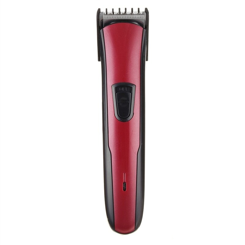 Rechargeable Electric Hair Clipper Trimmer Shaver Remover Grooming Kit Men Children Pet
