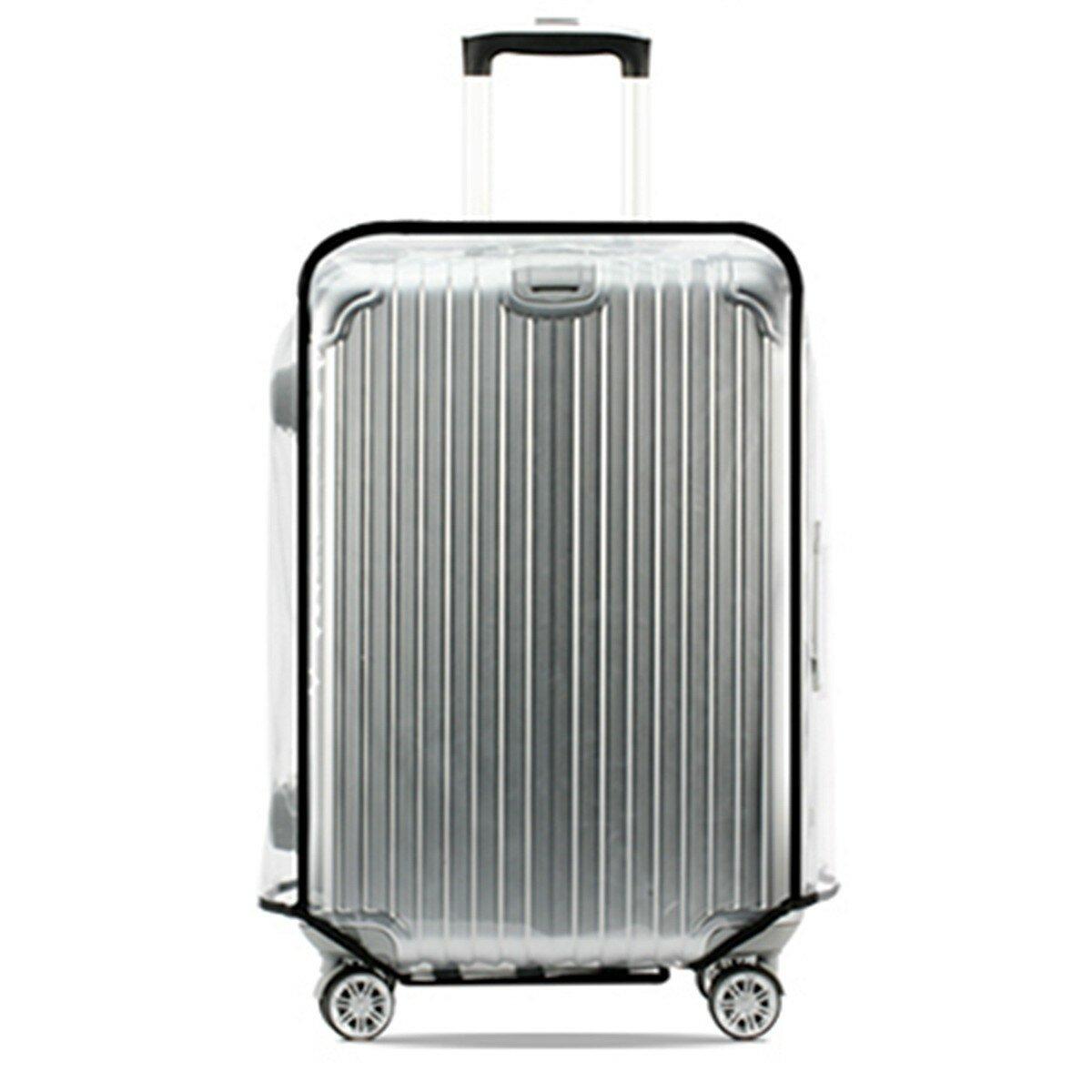 Viaggio valigia custodia valigia protettiva trasparente impermeabile universale