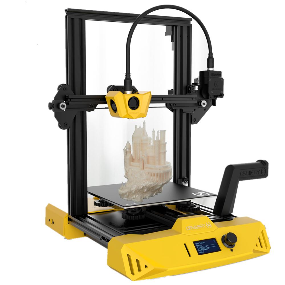 Kit de impressora 3D Artillery®Hornet 220x220x250mm Aumentar Volume Suporte Impressão Ultra Silenciosa Impressão Interna