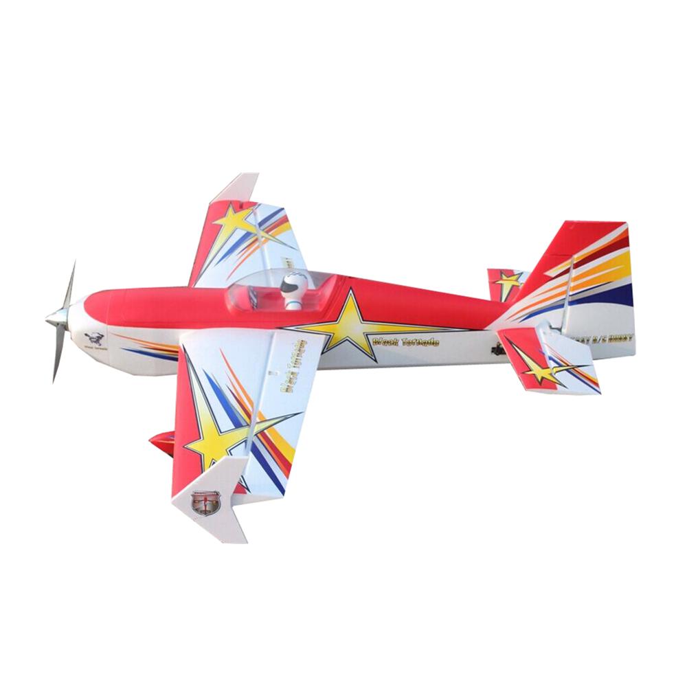 ESR 1220mm Wingspan EPO SLICK 3D 30E RC Airplane RC Plane Fixed-wing KIT