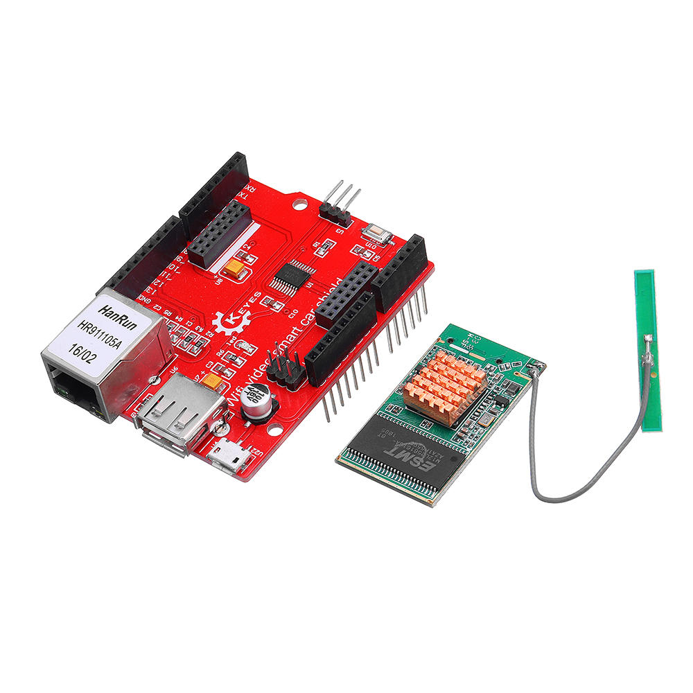 KEYES RT5350 Openwrt Router WiFi Wireless Video Expansion Board For Arduino  Raspberry Pi