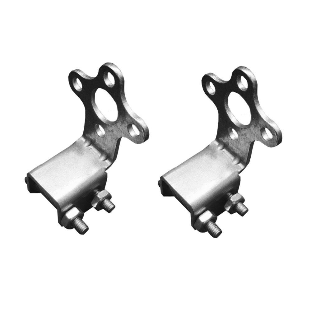 2PCS Aluminium Alloy Motor Mount 1.8mm Thickness For RC Airplane 2212 Brushless Motor