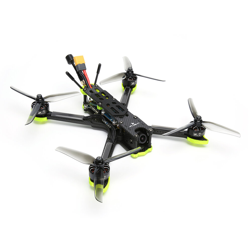 iFlight Nazgul5 V2 240mm 5 Inch 6S Freestyle FPV Racing Drone BNF/PNP Caddx Ratel Cam SucceX-E F4 45A ESC 2207 1800KV Motor - FrSky R-XSR Receiver
