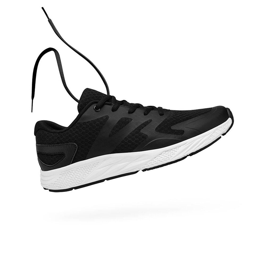 YUNCOO Ultralight Men Sneakers High Elastic EVA Wear Resistance Non-slip Sports Running Shoes Casual Shoes from xiaomi youpin