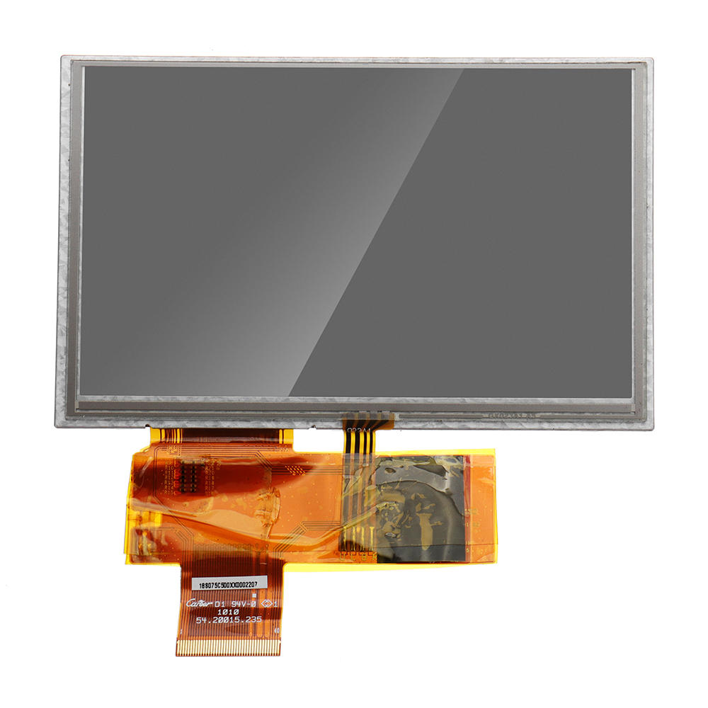 Lichee Pi 5 inch LCD Display RTP 800*480 Resolution With 4-wire Resistive Touch Screen