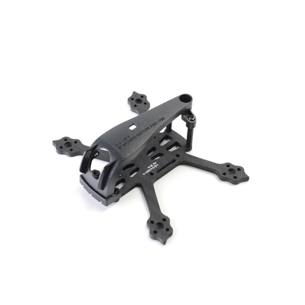 Diatone 2019 GT R249 95mm 2 Inch FPV Racing Frame Kit Carbon Fiber & Plastic For RC Drone