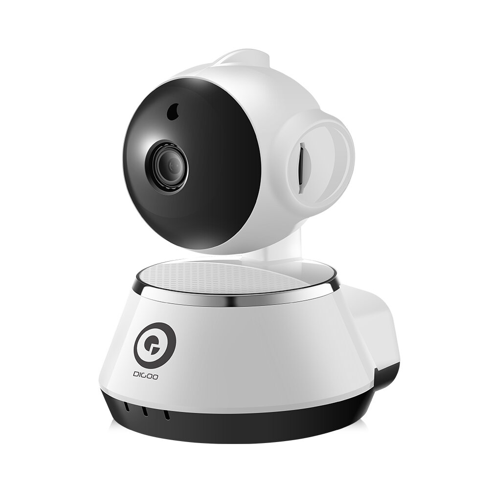 DIGOO BB-M1 720P HD Baby Monitor Smart Home WiFi IP-kamera Tovejs Audio NETIP Protocol