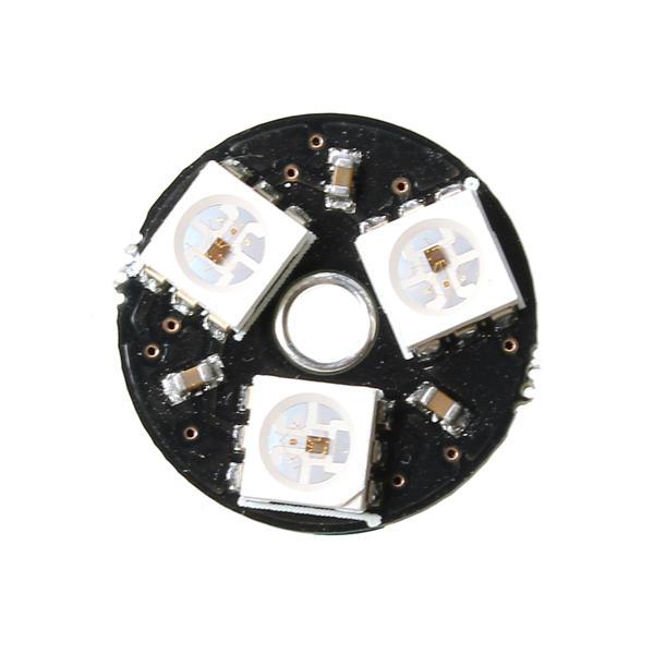 CJMCU-3bit WS2812 RGB LED Full Color Drive LED Light Circular Smart Development Board For Arduino