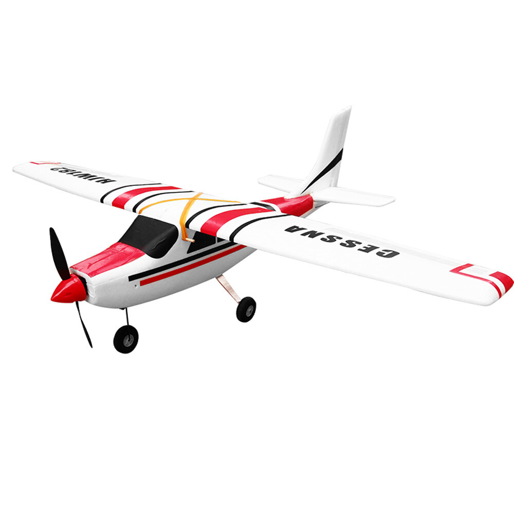 Cessna HJW 182 1200mm EPO Red KIT