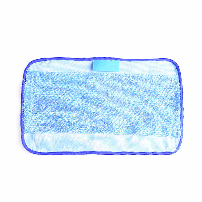 Washable Reusable Replacement Microfiber Mopping Cloth For iRobot Braava 308 380t 320 4200 5200C
