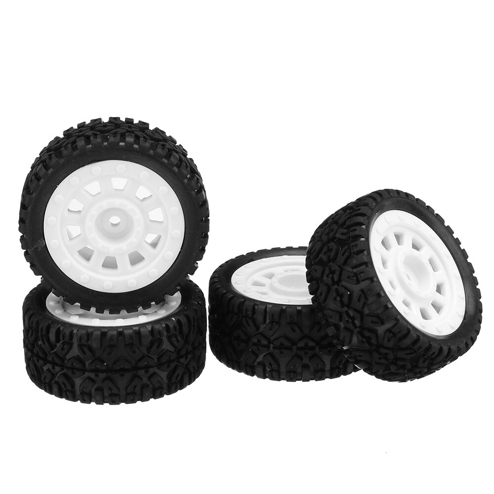 4PCS SG 1603 1604 UDIRC 1601 RC Car Spare Tires Wheels 1603-005#A Vehicles Model Parts