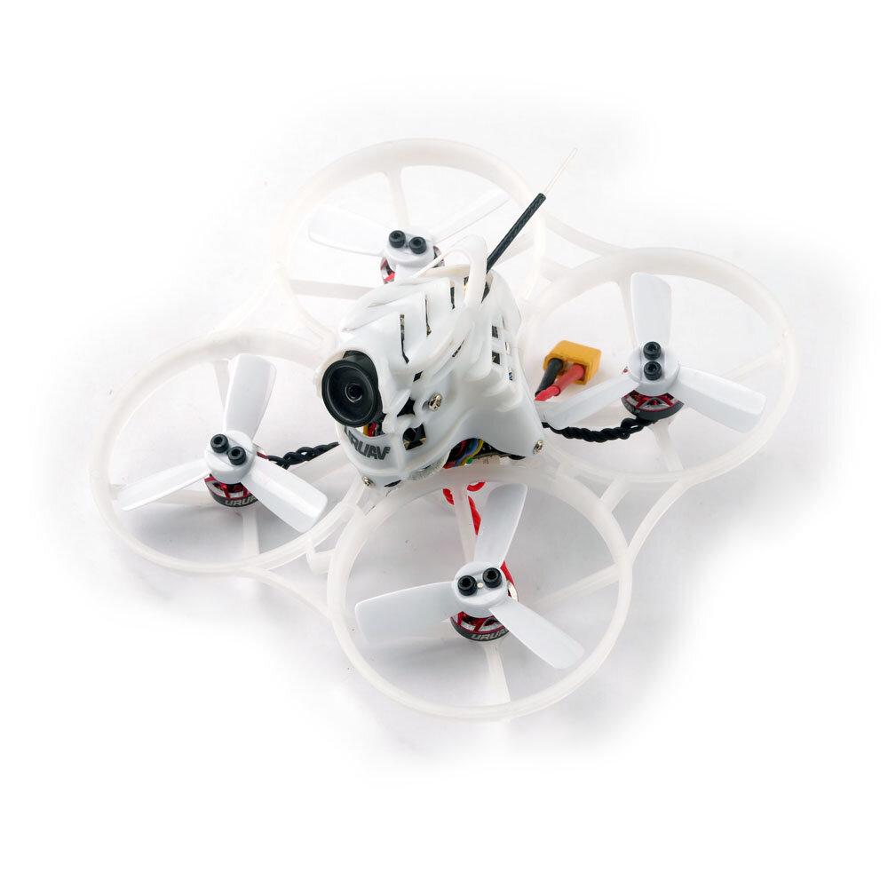 URUAV UR85 / UR85HD BUSHIDO 85mm Crazybee F4 PRO 2-3S Whoop Cinewhoop FPV Racing Drone OSD 5.8G 25~200mW VTX(25%OFF: BG25ur85hd)