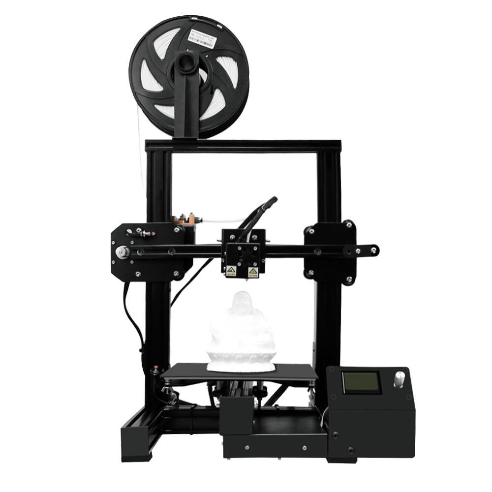 YIDIMU IronFist FDM 3D Printer DIY Kit 220*220*250mm Print Sizz Support Power Failure & Filament Run Out Detection with Soft Magnetic Sticker