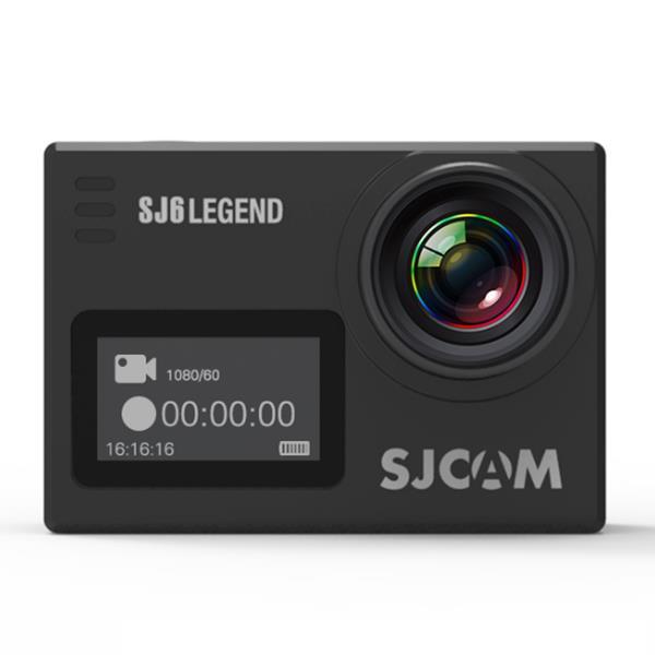 Original SJCAM SJ6 LEGEND 4K interpolated WiFi Action Camera Novatek NTK96660 2.0 inch LTPS