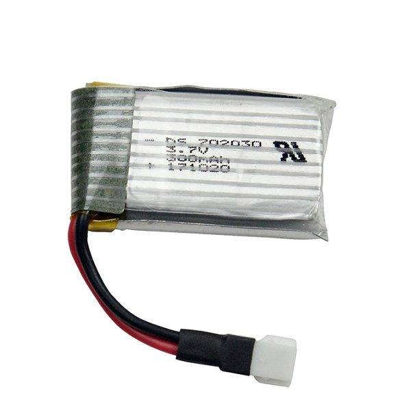 1S 3.7V 300mAh Lipo Battery Spare Part For C17 C-17 Transport 373mm RC Airplane