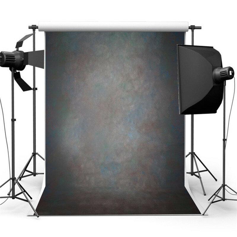 5x7ft retro negro abstracto telón de fondo de estudio Foto de fondo accesorios de fondo